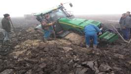 John Deere BIG Crash