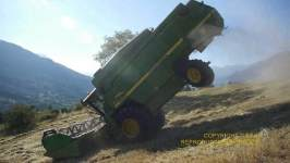 Big Fright Live JOHN DEERE 2256 DANGEROUS WORK