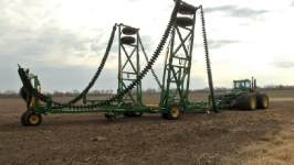 Kelly Engineering 62' Diamond Disc Chain Harrow