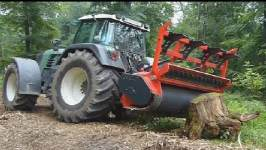 Forest machinery the inventions
