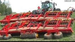 World's Latest Farm Tractor And Modern Machine Agriculture - Harvester, Loader